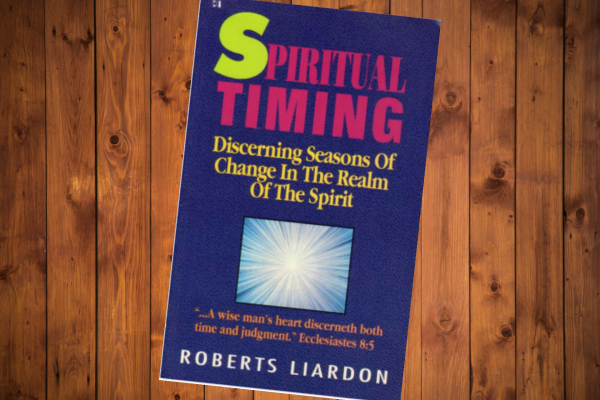 Spiritual Timing book cover
