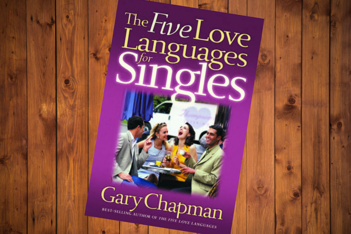 The Five Love Languages for Singles book cover