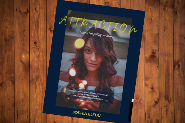 Attraction - I think I'm falling in love book cover