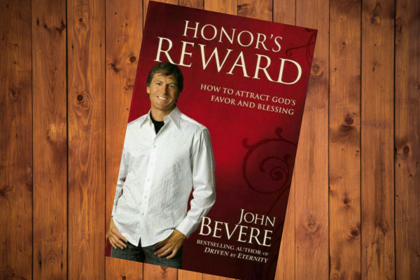 Honor's Reward book cover