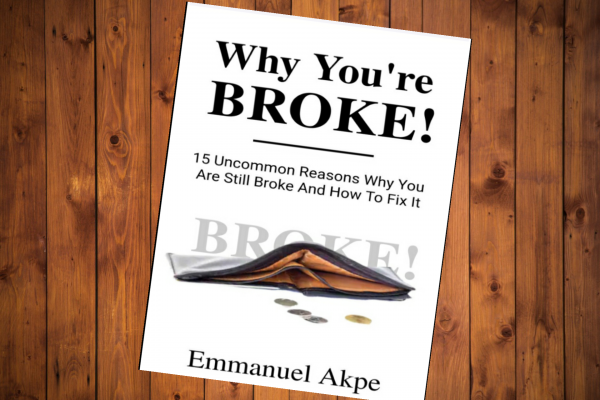 why you're broke book cover