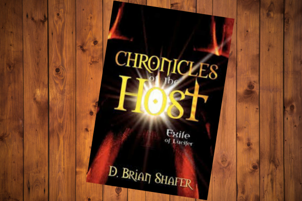 Chronicles of the Host book cover